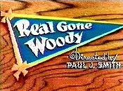 Real Gone Woody Free Cartoon Picture
