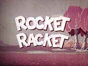 Rocket Racket Cartoon Picture