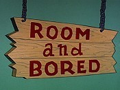 Room And Bored Cartoon Pictures