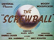 The Screwball Pictures Of Cartoons