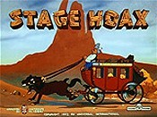 Stage Hoax Free Cartoon Picture