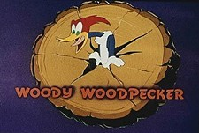 Woody Woodpecker Theatrical Cartoon Series Logo