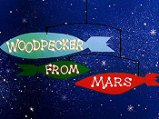 Woodpecker From Mars Cartoon Picture