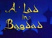 A Lad In Bagdad Free Cartoon Picture