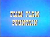 Flim Flam Fountain Cartoon Picture