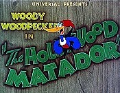 The Hollywood Matador Cartoon Character Picture