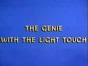 The Genie With The Light Touch Pictures Of Cartoons