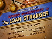 The Loan Stranger Cartoon Character Picture