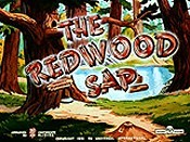 The Redwood Sap Cartoon Character Picture