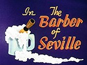 The Barber Of Seville Free Cartoon Picture