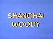 Shanghai Woody Cartoon Character Picture