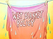 Wet Blanket Policy Pictures In Cartoon
