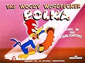 The Woody Woodpecker Polka Cartoon Picture
