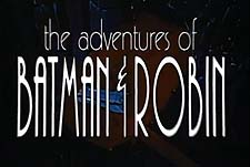 The Adventures of Batman and Robin Episode Guide Logo