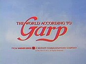 The World According To Garp Cartoon Picture