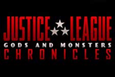 Justice League: Gods and Monsters Chronicle Web Se