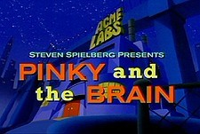 Pinky and the Brain Episode Guide Logo