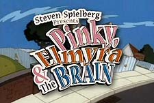 Pinky, Elmyra & The Brain Episode Guide Logo