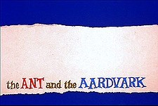 The Ant and the Aardvark Theatrical Cartoon Series Logo