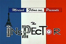 The Inspector Theatrical Cartoon Series Logo