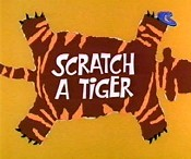 Scratch A Tiger Cartoon Pictures