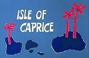Isle Of Caprice Cartoon Picture