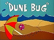 Dune Bug Picture Into Cartoon