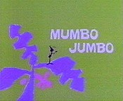 Mumbo Jumbo Picture Of The Cartoon