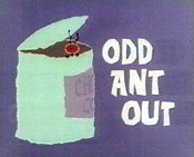 Odd Ant Out Cartoon Picture