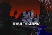 Beware The Creeper Cartoon Picture