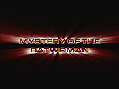 Batman: Mystery Of The Batwoman Cartoon Picture