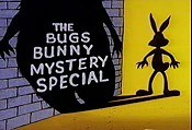 The Bugs Bunny Mystery Special Picture Into Cartoon
