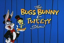 The Bugs Bunny & Tweety Show Episode Guide Logo