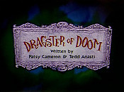 Dragster Of Doom Cartoon Picture