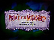 Prince Of The Neitherworld Free Cartoon Pictures