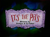 It's The Pits Cartoon Picture