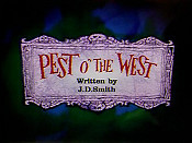 Pest o' The West Pictures Of Cartoons