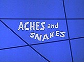 Aches And Snakes Cartoon Character Picture