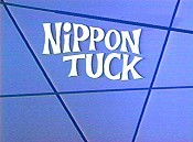 Nippon Tuck Picture Into Cartoon