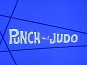 Punch And Judo Cartoon Picture