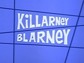 Killarney Blarney Cartoon Character Picture