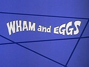 Wham And Eggs Picture Into Cartoon