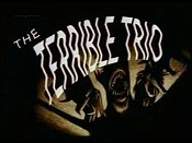 The Terrible Trio Cartoon Picture