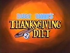 Bugs Bunny's Thanksgiving Diet Picture Into Cartoon