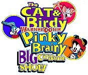 The Cat And Birdy Warneroonie Pinky Brainy Big Cartoonie Show Cartoon Picture