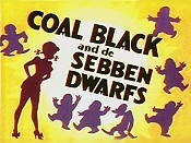 Coal Black And De Sebben Dwarfs Pictures To Cartoon