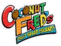 Coconut Fred's Fruit Salad Island! Episode Guide Logo