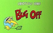 Bug Off Cartoon Picture