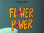 Flower Power Cartoon Picture