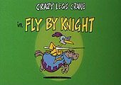Fly By Knight Cartoon Picture